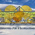 Air Navigating Machine by Brian King