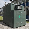 Air Quality Monitoring Station by Robert Brook
