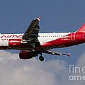 Airbus A320 Of Air Berlin by Luca Nicolotti