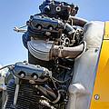 Aircraft Engine 3 by Daniel Hagerman