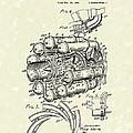 Aircraft Propulsion 1946 Patent Art by Prior Art Design