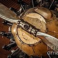 Airplane Motor by Ronald Grogan