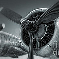 Airplane Propeller - 02 by Gregory Dyer