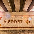 Airport Directions by Semmick Photo
