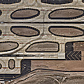 Airport With Runway From Above by Nearmap