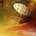 Airship Ethereal Journey by Bedros Awak