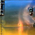 Airstream Sunset by Newel Hunter