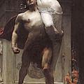 Ajax And Cassandra  by Solomon Joseph Solomon