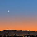 Ajs Moonset Byu Denise Dube by Denise Dube