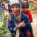 Akha Tribe II Paint Filter by Steve Harrington