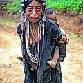 Akha Tribe by Steve Harrington