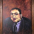 Al Capone Portrait by Jennifer Noren
