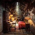 Al Capone's Cell - Historical Ruins At Eastern State Penitentiary - Gary Heller by Gary Heller