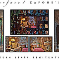 Al Scarface Capone's Cell by Susan Candelario