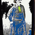 Al Seiber Chief Scout Indian Wars No Date 2013 by David Lee Guss