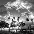 Ala Moana Beach Park by Tin Lung Chao