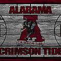 Alabama Crimson Tide by Joe Hamilton
