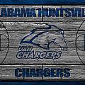 Alabama Huntsville Chargers by Joe Hamilton