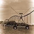 Alabama Irrigation System Vignette by Kathy Clark