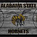 Alabama State Hornets by Joe Hamilton