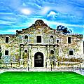 Alamo by April Patterson