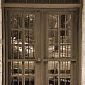 Alamo Door by Kirt Tisdale