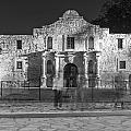 Alamo In Texas  by John McGraw