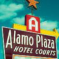 Alamo Plaza Hotel Dallas by Sonja Quintero