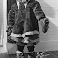 Alaska Eskimo Girl by Granger
