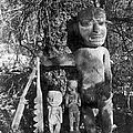 Alaska: Eskimo Grave by Granger