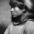 Alaska Eskimo Man, C1906 by Granger