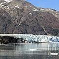 Alaska Glacier by Sophie Vigneault
