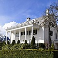Alaska Governors Mansion by Cathy Mahnke
