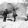 Alaska Hunters by Granger