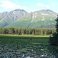 Alaska Lake 2 by Lew Davis