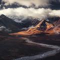 Alaska Range by Jerrywangqian