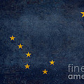 Alaska State Flag by Bruce Stanfield