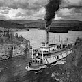Alaska Steamboat, 1920 by Granger
