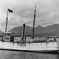 Alaska Steamboat by Granger