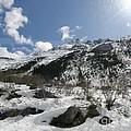 Alaskan Mountain by Bev Conover
