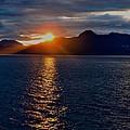 Alaskan Sunset by Christopher Duncan
