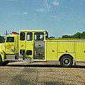 Albany Community Volunteer Fire Dept.  702 by Susan McMenamin
