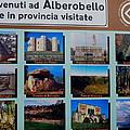 Alberobello Italy by Caroline Stella