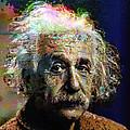 Albert Einstein by Daniel Hagerman