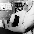 Albert Hirschfeld (1903-2003) by Granger