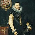Albert Vii, Cardinal Archduke by Everett