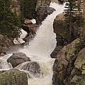 Alberta Falls by Tonya Hance