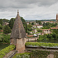 Albi France Arch Bishops Garden by Greg Kluempers