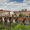 Albi France Pont Vieux by Greg Kluempers