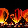 Albuquerque Balloon Festival by Mark Newman